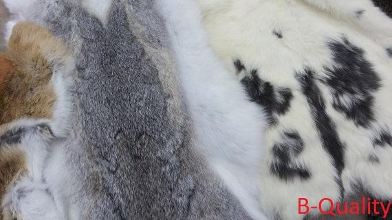 Rabbit hides B Qual 2